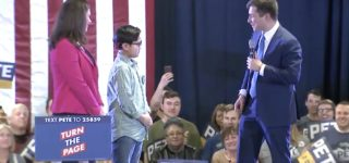 9-Year-Old Asks Pete Buttigieg to Help Him Come Out as Gay — WATCH