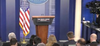 Trump White House Goes 300+ Days Without a Press Briefing – Why That's Unprecedented