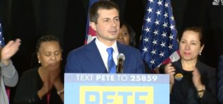Pete Buttigieg Warns That Bernie Sanders' 'Inflexible, Ideological Revolution' and 'Toxic Tone' Endanger House and Senate Races: WATCH