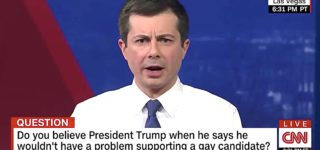 Buttigieg Destroys Limbaugh and Trump Gay Smears: 'My Marriage Has Never Involved Me Sending Hush Money to a Porn Star' — WATCH