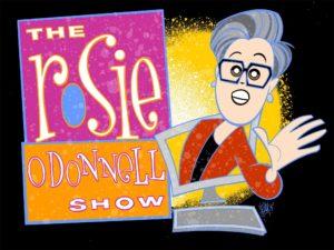 rosie o'donnell show coronavirus