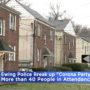 Police Break Up 47-Person 'Corona Party' Held in Defiance of NJ Social Distancing Order: WATCH