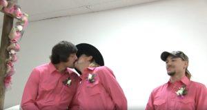 Joe Exotic wedding