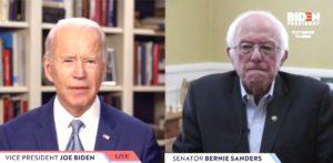 Bernie Sanders endorses Joe Biden