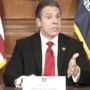 NY Governor Andrew Cuomo Issues Statement After Second Accusation of Sexual Harassment