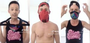 jockstrap mask
