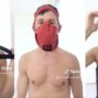 How to Make a Jockstrap into a Face Mask: WATCH