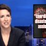 Rachel Maddow Appeals to Trump's Ego in Plea for a Competent Coronavirus Czar: 'You Can Blame That Person' for the 'Dead Americans Piled Up' — WATCH