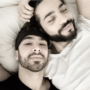 This Hunky World Champion Skater Just Came Out By Posting an Adorable Photo With His Boyfriend