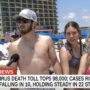 Beachgoing Alabamans on Ignoring COVID-19 Guidance: 'I Don't Wanna Die But if That's What God Has in Store Then That's Okay' — WATCH
