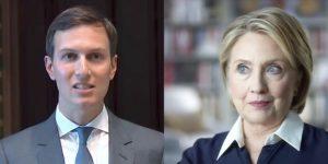 Jared Kushner Hillary Clinton election