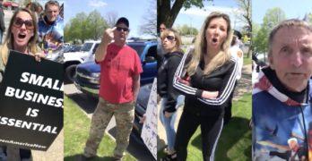trump supporters reporter