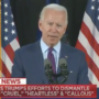 Biden Slams Trump's 'Child'-Like COVID-19 Response: 'It's All Whining and Self-Pity' (WATCH)