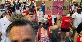 mitt romney black lives matter