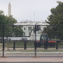 Crews Expand White House Security Fence: 'He Could Just Go Back in the Bunker if He's That Scared'
