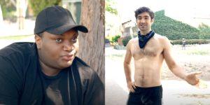 black lives matter shirtless