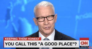 Anderson Cooper covid