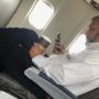 Ted Cruz Photographed on 'American Airlines' Flight Without Mask