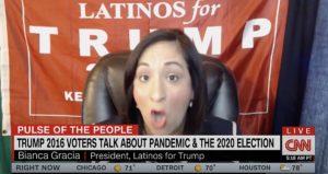 latinos for trump karen