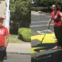 Police Seek 'MAGA Kevin and Karen' Who Tried to Paint Over 'Black Lives Matter' Mural on Street in California: WATCH