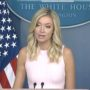 WH Press Secretary Kayleigh McEnany Claims Trump 'Has a Great Record When it Comes to the LGBT Community,' Runs from Question on Transgender Troops — WATCH