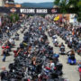 'Freedom, God, and Donald Trump': 250K Bikers Gather to Spread COVID-19 in Sturgis (WATCH LIVE)