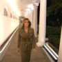 Melania Trump Releases Statement on U.S. Capitol Attack, Makes No Mention of Who Instigated It, Complains of 'Salacious Gossip' About Her