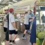 COVIDiot Carried Out of Grocery Store by His Son Amid Mask Meltdown at Employees: WATCH
