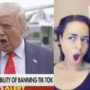 Trump's Promise to Ban TikTok, as Interpreted by Sarah Cooper: WATCH
