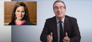 amy coney barrett john oliver