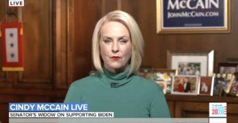Cindy McCain Biden