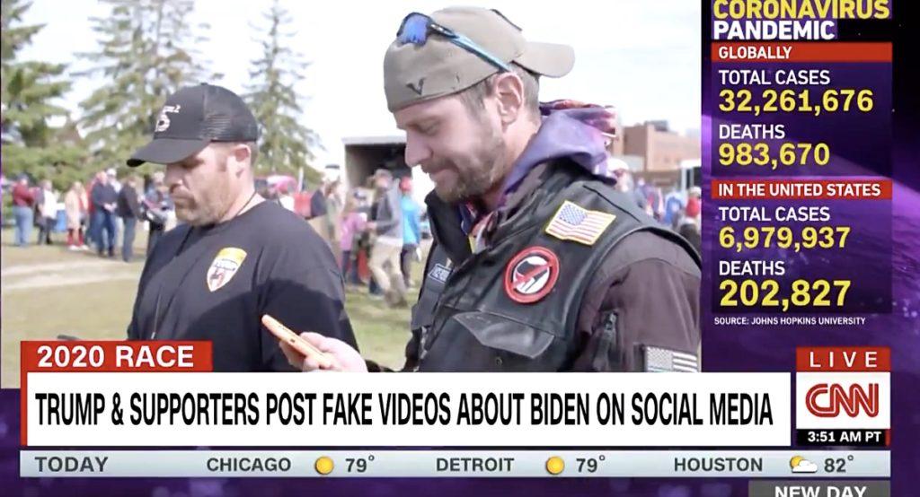 fake biden video