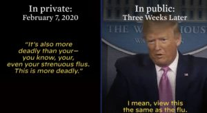 Trump flu