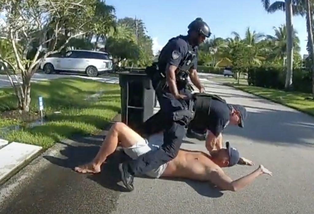 Brad parscale arrest