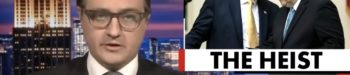 Chris Hayes Explains How AG Bill Barr and the DOJ are 'Colluding with the President' to Sabotage the Election: 'Never Has the Plan Been More Obvious' — WATCH