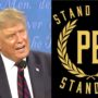 White Supremacist 'Proud Boys' Celebrate Trump Support with New Logo Featuring the President's Remarks