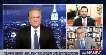 Lawrence O'Donnell Eric Swalwell