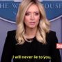 New Ad Blasts Trump 'Minister of Propaganda' Kayleigh McEnany: WATCH