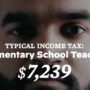 Brutal New Biden Ad Draws Stark Contrast Between Trump's $750 Tax Bill and That of Teachers, Firefighters, and Nurses: WATCH