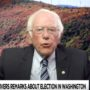 Bernie Sanders Delivers 'Nightmare' Warning to Rachel Maddow About Trump's Plan to Hold on to Power: 'Take Him Seriously!' —WATCH