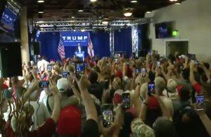 Florida Trump jr rally