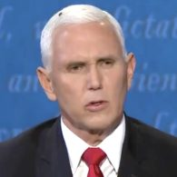 Pence fly