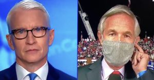 Anderson Cooper macho man