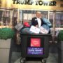 Madame Tussauds Museum Puts Wax Figure of Trump in Dumpster: 'Making Room for the Next President'