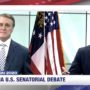 GOP Senator David Perdue Stunned into Silence as Jon Ossoff Batters Him with Dismal Record: WATCH