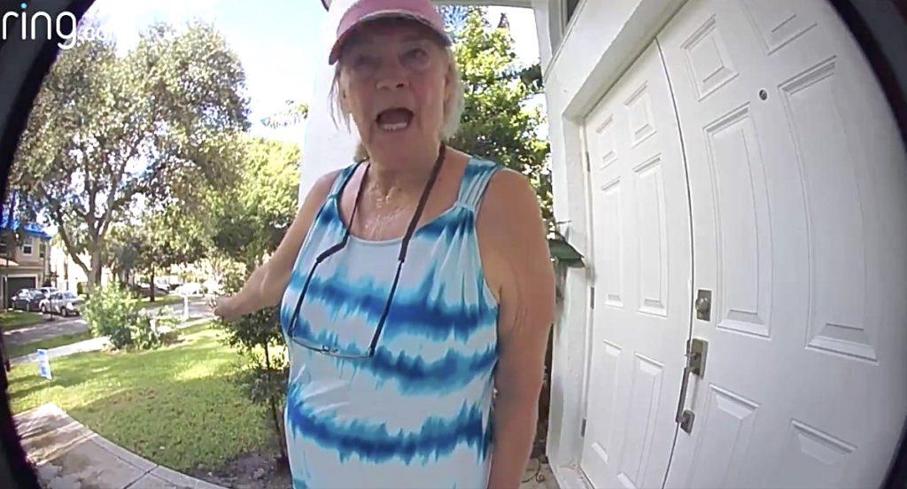 yard sign Karen