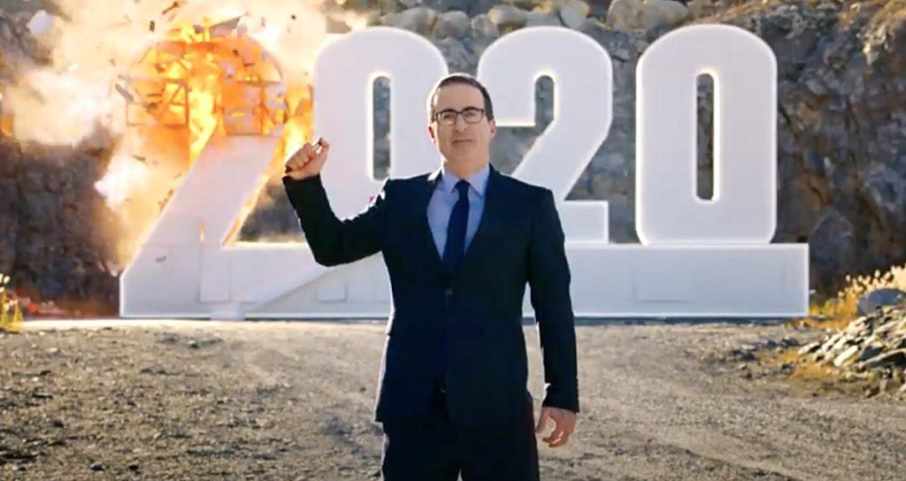 John Oliver 2020