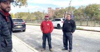 brooklyn voter intimidation