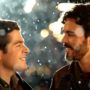 Lifetime's First Gay Christmas Movie, Starring Real-Life Couple Blake Lee and Ben Lewis, Now Has a Festive Trailer: WATCH