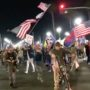 COVIDiots in Huntington Beach, California Come Out in Mass Protest Against Curfew: WATCH